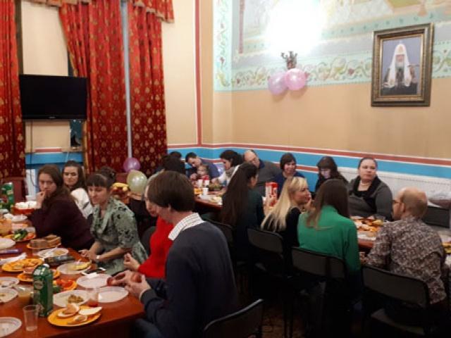 День рождение Екатерининского молодежного центра